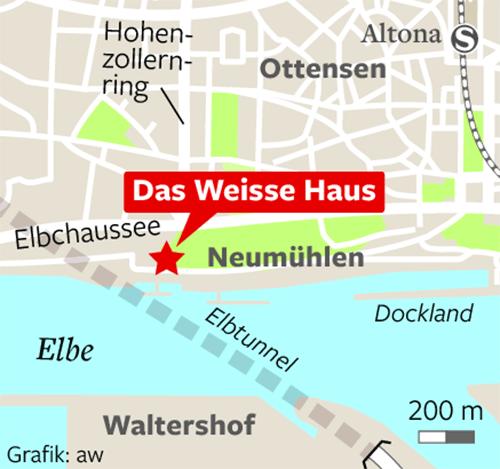 Im Weissen Haus Gibt Es Desserts Aus Dem Eigenen Garten Hamburger Abendblatt