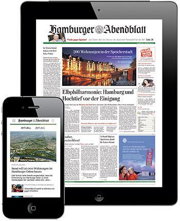 Die Hamburger Abendblatt App