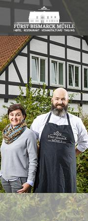 Fürst Bismarck Mühle - liebelingsMenü 2019