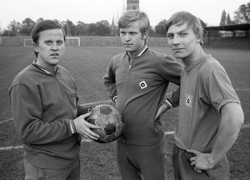 HSV Bundesliga Historie 1963 - 1964