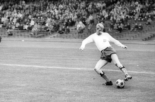HSV Bundesliga Historie 1964 - 1965