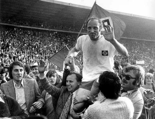 HSV Bundesliga Historie 1971 - 1972