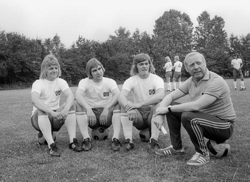 HSV Bundesliga Historie 1973 - 1974