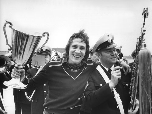 HSV Bundesliga Historie 1976 - 1977