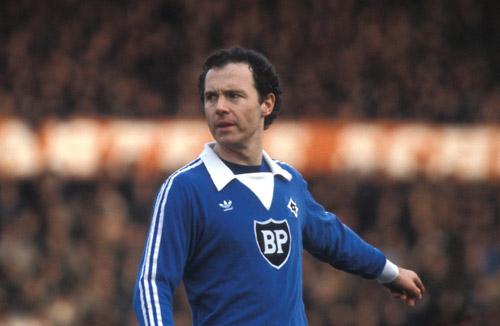 HSV Bundesliga Historie 1980 - 1981