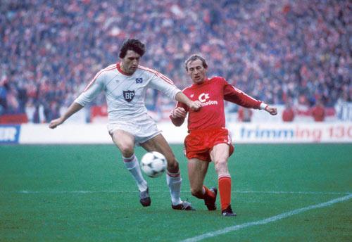 HSV Bundesliga Historie 1984 - 1985