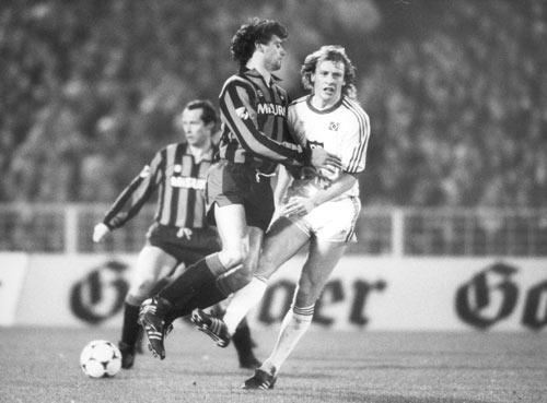 HSV Bundesliga Historie 1985 - 1986