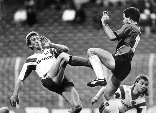 HSV Bundesliga Historie 1989 - 1990