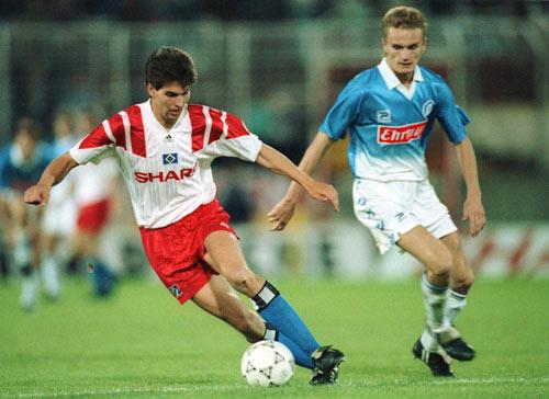 HSV Bundesliga Historie 1992 - 1993
