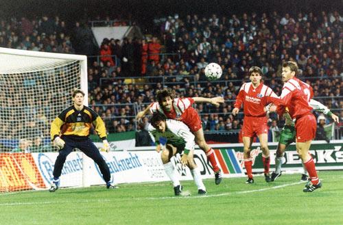 HSV Bundesliga Historie 1993 - 1994