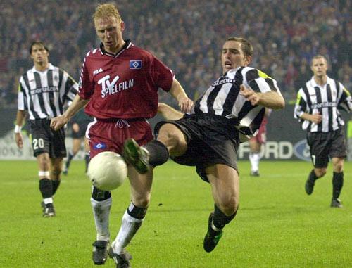 HSV Bundesliga Historie 2000 - 2001