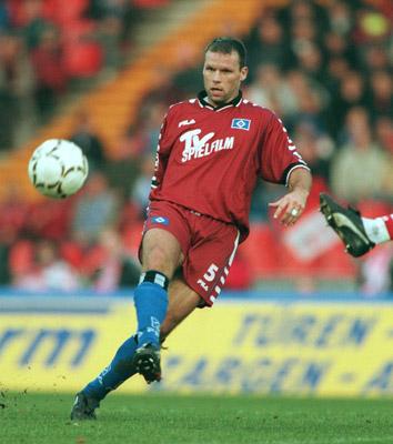 HSV Bundesliga Historie 2001 - 2002