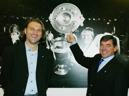 HSV Bundesliga Historie 2002 - 2003
