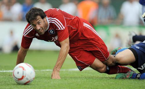 HSV Bundesliga Historie 2009 - 2010