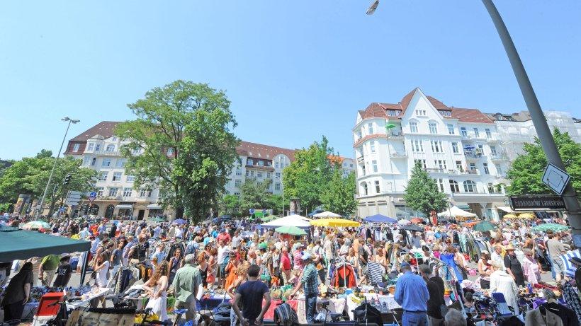 Die Eppendorfer Landstraße als Bühne  Tagestipps