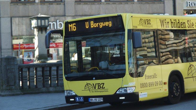 nach beschwerden hvv streicht das m aus den anzeigen der metrobusse hamburg nachrichten. Black Bedroom Furniture Sets. Home Design Ideas