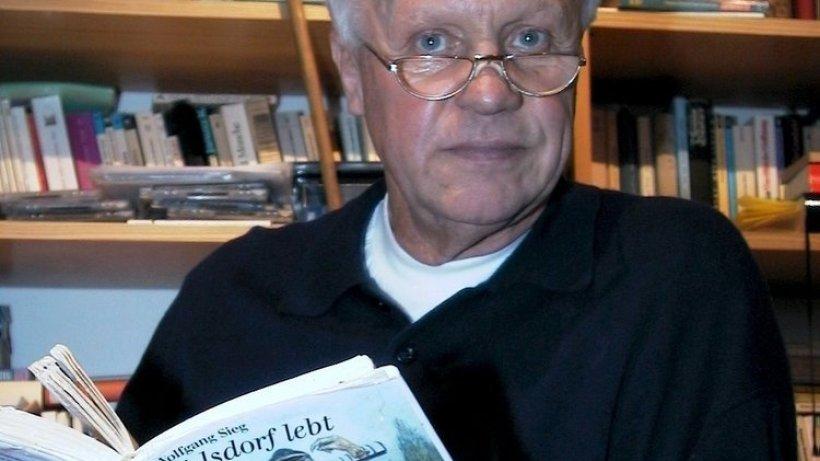 Wolfgang Sieg erhält den Kulturpreis der Stadt Elmshorn