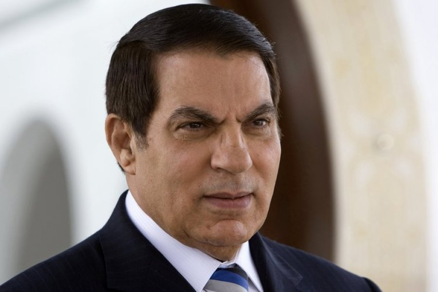Blitzurteil im Prozess gegen <b>Ben Ali</b>: 35 Jahre Haft - Politik - Hamburger <b>...</b> - BenAli-HA-Sport-TUNIS